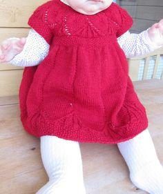Ravelry: Ripsgele's Christmas dress