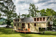 The 37' Denali by Timbercraft Tiny Homes