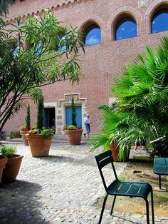 Les jardins du musée ... Toulouse