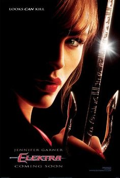 High resolution official theatrical movie poster ( of for Elektra Image dimensions: 1997 x Directed by Rob Bowman. Starring Jennifer Garner, Goran Visnjic, Will Yun Lee, Cary-Hiroyuki Tagawa Daredevil Elektra, Streaming Movies, Hd Movies, Movies To Watch, Movies Online, Movies And Tv Shows, Hd Streaming, Movie Posters, Posters