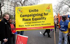 Campaigning for Race Equality