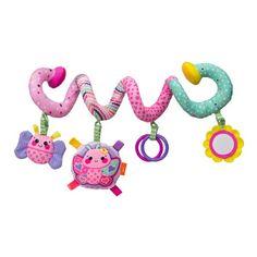 Infantino Spiral Activity Toy - Sparkle