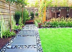 Image result for townhouse landscaping backyard