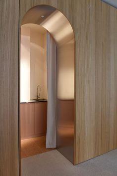 Ideas For Kitchen Interior Details Woods Arch Interior, Interior Architecture, Interior And Exterior, Exterior Design, Copper Interior, Modern Kitchen Design, Modern Interior Design, Door Design Interior, Modern Decor