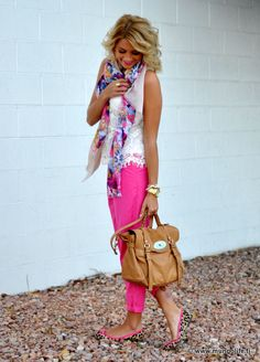 Beautiful summer outfit!! Love it!!