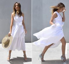 Get this look: http://lb.nu/look/7988636  More looks by Friend in Fashion *: http://lb.nu/friendinfashion  Items in this look:  Summer Dress, Lace Up, Straw   #casual #chic #romantic