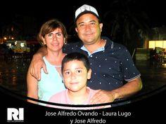 Jose Alfredo Ovando - Laura Lugo y Jose Alfredo