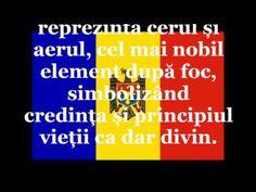 Tricolorul - simbol al demnității - YouTube Calm, Cleaning, Youtube