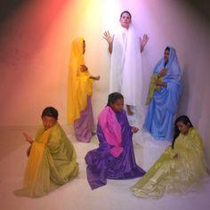 """""""Transfiguração"""" - Releitura com alunos da 8ª série - Col. Pe. Ângelo Moretti;2013 Ourém Pa"""