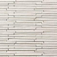 "Sentousai Series  Ceramic Mosaic 3.5"" x 9.375"", Split Finish, Stock"