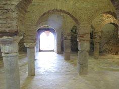 The oldest mosque in the Iberian Peninsula, in the Sierra de Aracena, #Andalucia