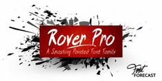 Rover Pro font download