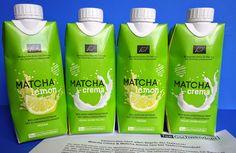 Produkttestseite von Heike: Produkttest : Matcha crema & Matcha lemon bei TeeG...