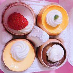 WEBSTA @ moeazukitty - うふプリン😚💓本物の卵の殻に入っててかわいい〜〜😍ごちそうさまです❤️❤️#うふプリン#quatreのプリン #龍虎道#羽瀧先生からのおすそわけ#もえログ