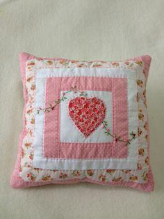 Made by me  www.patchretalhinhos.blogspot.com.br