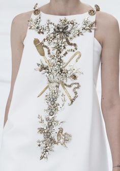 -Chanel Haute Couture Fall 2014 - details.