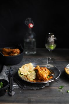 There is a reason I call it the everyday curry. Every family has its own recipe and in Indian homes, normally chicken is cooked with spices and a tomato/yogurt/coconut base to make a curry. It is n...