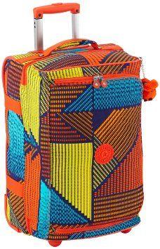 Kipling Teagan S Unisex Travel Duffle - Multicolour
