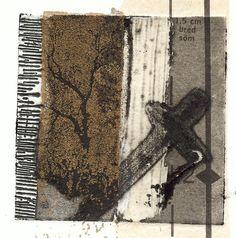 Sue Brown Printmaker: COLLAGRAPH TRAILS