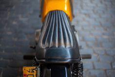 Yamaha XS400 Street Tracker - New Church Moto