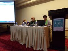 Από δεξιά: Σοφία Ιορδανίδου, Γιώργος Σκαμπαρδώνης, Αθηνά Τερζή, #retreat2014