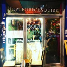 Deptford Esquire - Lahore meets Lil Nans. Bottomless Brunches.