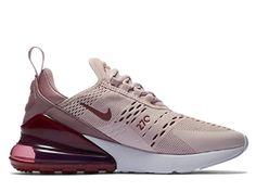 40cb7a2a1d9d Coussin Dair V Chaussures Nike Air Max 270 Pas Cher Prix Femme Rougir blanc  AH6789-
