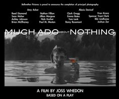 joss whedon much ado about nothing cast | Much ado about nothing joss whedon