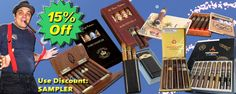 Holiday Gifts Sets Sale. Everything 15% off.All Cigar Gifts or Cigar Accessories Gift Packs are on sale now!   A cigar gift set makes the perfect gift for cigar lovers, offering a variety of cigars in an attractive package. Shop Cigar Gift Sets now at Cuenca Cigars Online Shop. Every cigar manufacturer make their own gift sets that usually combines cigars with cigars accessories. They are perfect for anniversaries and celebration. Every Cigar Aficionado will love to receive this gift.
