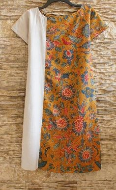 Dress batik mix