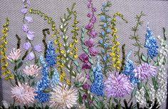 I ❤ ribbonwork. . . gorgeous! ~By Irina Podolyak from Moscow