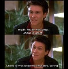 Anyone remember Christian Slater in the 80s movie Heathers??? LOVE HIM! <3