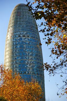 AGBAR Tower, Jean Nouvel, Barcelona