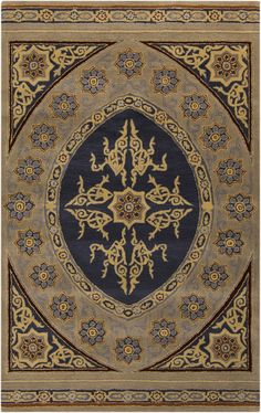 New rug from the Smithsonian Collection. By Surya (SMI-2148)