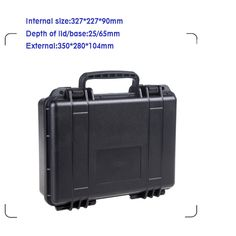 66.60$  Watch here - http://alizo3.worldwells.pw/go.php?t=32425413567 - No foam ABS material hard peli case with internal 327*227*90mm 66.60$