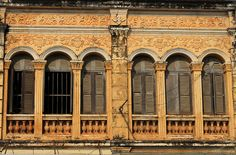 French style, Cambodia