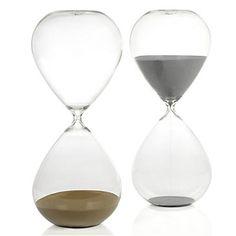 Hourglass XXL | Decorative Accessories | Accessories | Decor | Z Gallerie