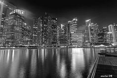 Singapore Marina Bay Financial Centre by Onur TAŞ on 500px