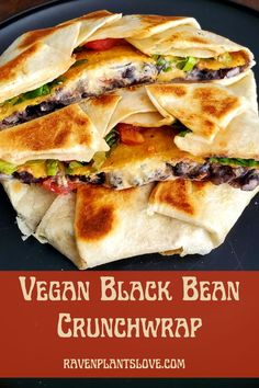 Vegetarian Recipes, Healthy Recipes, Dinner This Week, Fast Food Chains, World Recipes, Vegan Life, Black Beans, Yummy Food, Lunch