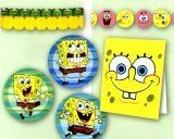 Sponge Bob Birthday Party Supplies - Party Decorating Kit [Toy] [Toy] by AMSCAN, http://www.amazon.com/dp/B0054D9YV4/ref=cm_sw_r_pi_dp_FiBXrb1P6HWZY