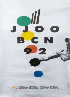 Summer Olympic Games • Barcelona • 1992 ~ Albert  Isern