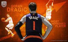 Goran Dragic – MIP 2K14   From Da Bench