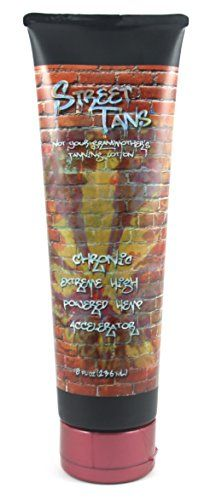 Street Tans Tanning Lotion Chronic 8 Fluid Ounce -- See this great product.