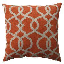 Orange Decorative Pillows | Wayfair