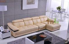 Ghế sofa da hàn quốc cực đẹp cho phòng khách 3