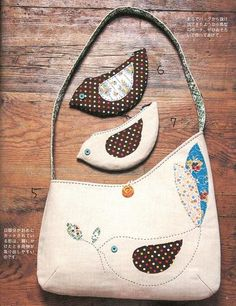 Adorable purse and coin bag