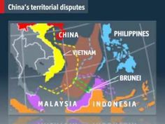 Economist Video: China's territorial claims