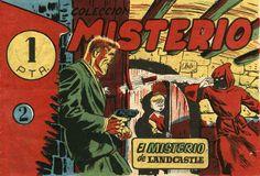 Misterio.: 1954