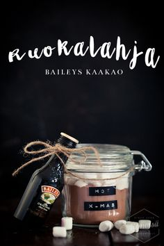 LIEMESSÄ - RUOKABLOGI: RUOKALAHJA IDEA - BAILEYS KAAKAO Diy Christmas Gifts For Friends, Diy Christmas Presents, Christmas Hacks, Christmas Deco, Xmas Gifts, Handmade Christmas, Christmas Time, Christmas Crafts, Winter Christmas