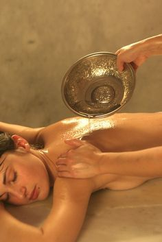 Pleasure of black soap and exfoliation